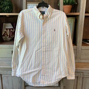 Polo Ralph Lauren classic fit oxford polo SZ S